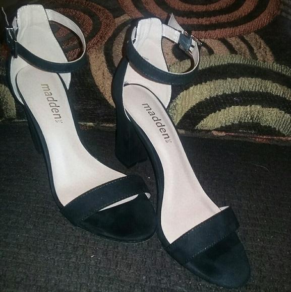 3aac68f3197 Like New! madden NYC Brigid Women's High Heels